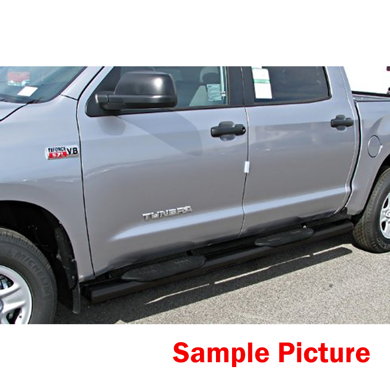 "05-16 Toyota Tacoma [Double / Crew Cab] 4"" Oval Side Step"