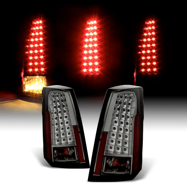 03-07 Cadillac CTS / CTS-V Performance LED Tail Lights