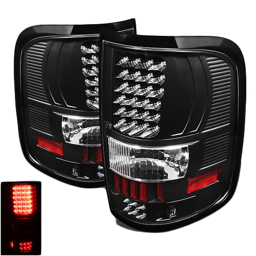 2004-2008 Ford F150 F-150 LED Altezza Tail Lights