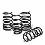 "04-11 Saab 9-3 2Dr/4Dr 1"" Drop Suspension Lowering Springs - Black"