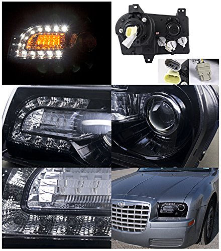 05-10 Chrysler 300 / 300 Limited LED DRL Projector