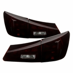 06-08 Lexus IS250/IS350 / IS-F 08-09 OEM Style Tail Lights -Red Smoked