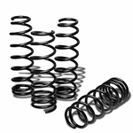 "06-12 Lexus IS250/IS350 1.25"" Drop Suspension Lowering Springs - Black"