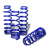 "06-12 Lexus IS250/IS350 1.25"" Drop Suspension Lowering Springs - Blue"