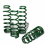 "06-12 Lexus IS250/IS350 1.25"" Drop Suspension Lowering Springs - Green"