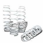 "06-12 Lexus IS250/IS350 1.25"" Drop Suspension Lowering Springs - White"