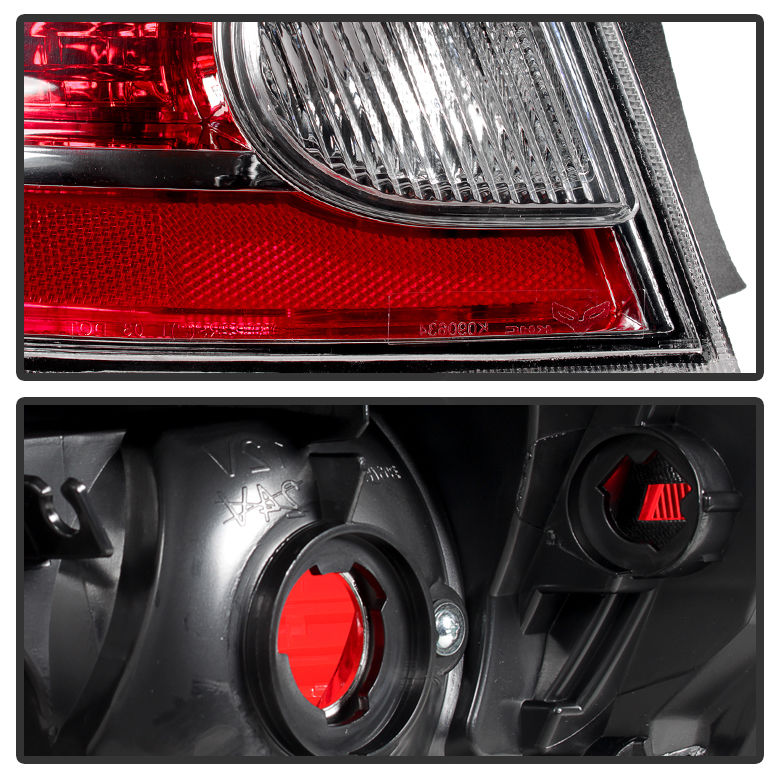 Nissan Sentra Non Se R Oem Style Replacement Tail Lights Driver Side