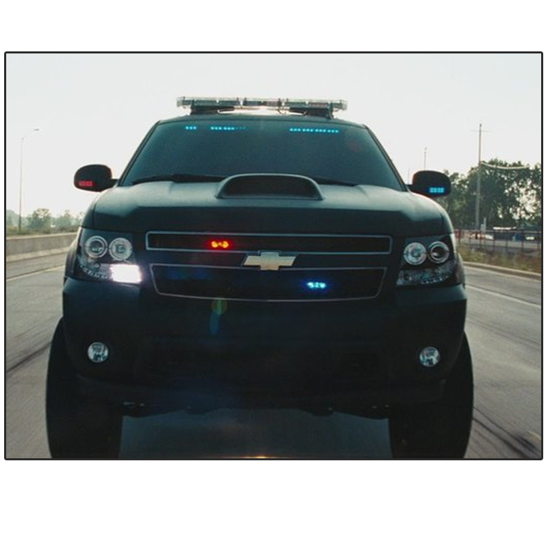 07 2014 Chevy Suburban Tahoe Avalanche Angel Eye Halo