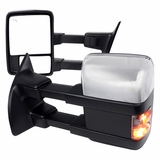 08-10 Ford F250 Super Duty Power Adjust / Heated Telescoping Towing Mirror - Pair
