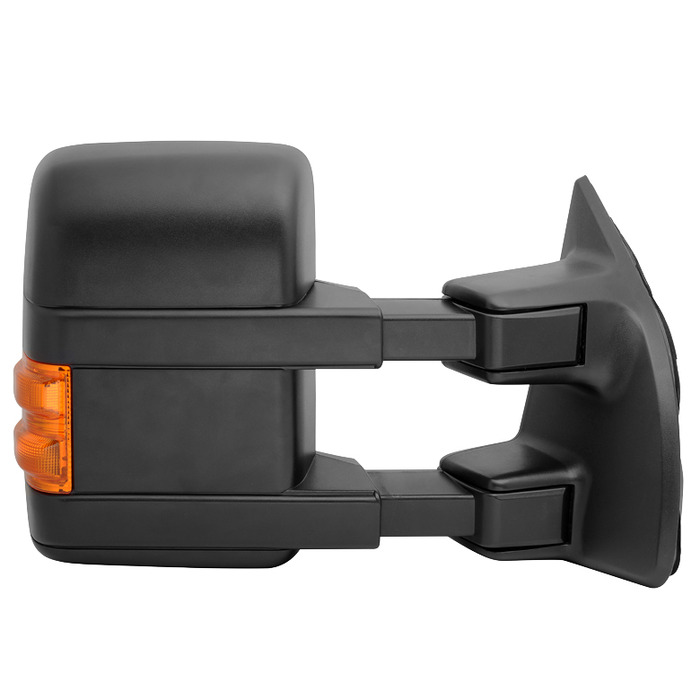 How To Install Replace Towing Mirror Ford F250 F350 Super