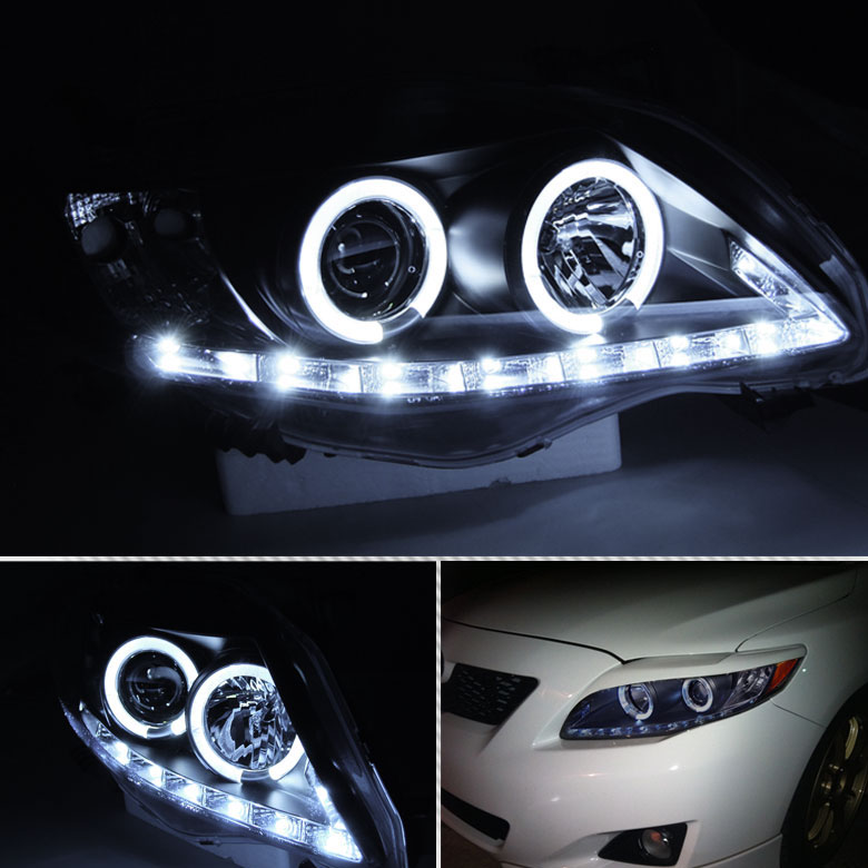 Led Headlights For 2009 Toyota Camry