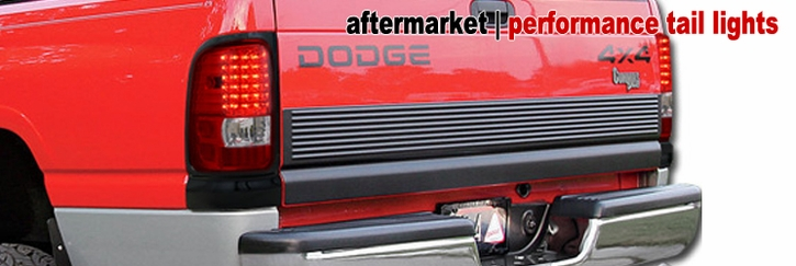 1994 2001 dodge ram pickup 1500 2500 3500 led tail lights. Black Bedroom Furniture Sets. Home Design Ideas