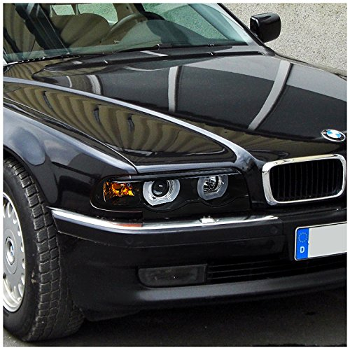 1995-2001 BMW E38 7-Series LED Halo DRL Projector
