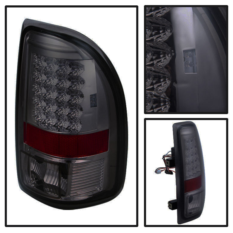 1997-2004 Dodge Dakota Performance Full LED Tail Lights ...
