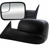 1998-2002 Dodge RAM 1500 2500 3500 Power Adjustable & Heated Side Towing Mirrors