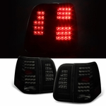 2003-2006 Lincoln Navigator Performance LED Tail Lights - Black Smoked