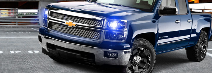 how to change lights in a 2013 silverado