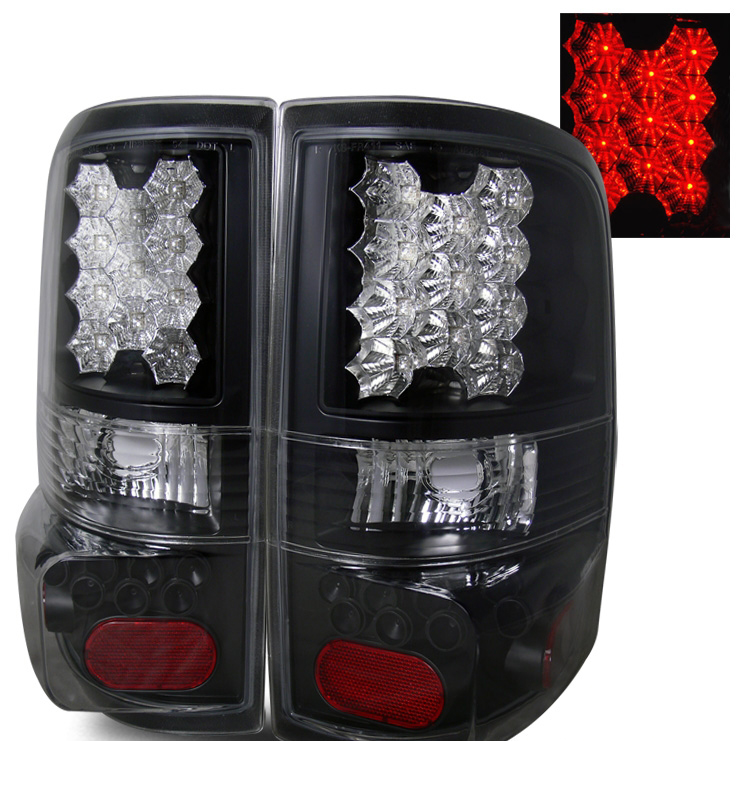 2013 f150 black led tail light autos post. Black Bedroom Furniture Sets. Home Design Ideas
