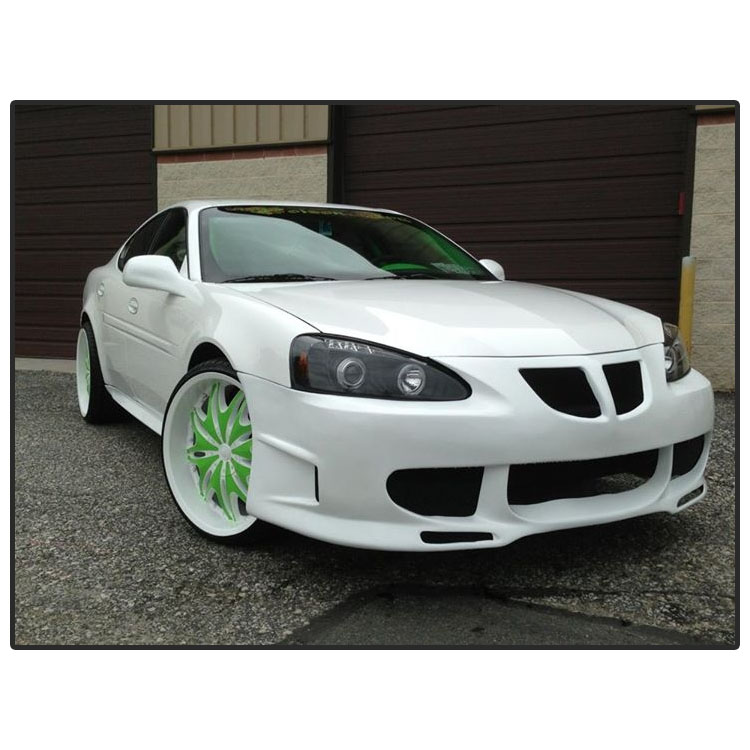 2004 2008 Pontiac Grand Prix Angel Eye Halo Led Projector