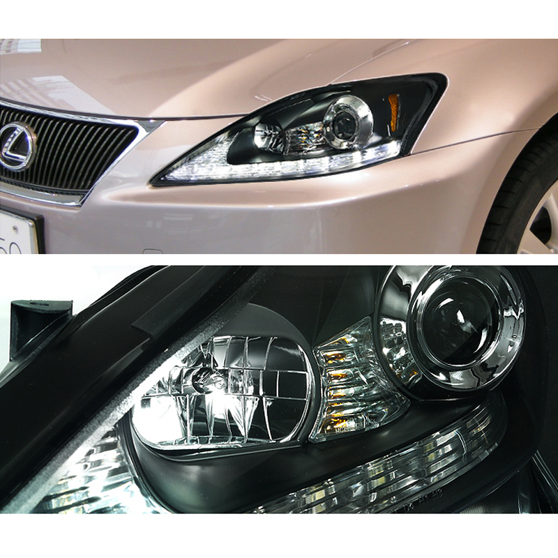2006 Lexus Is 250 Awd For Sale: 2006-2009 Lexus IS250 LED DRL & Turn Signal Strip