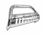 2006-2010 Hummer H3 (All Model) / 2009-2010 Hummer H3T Heavy Duty Front Bull Bar - Polished
