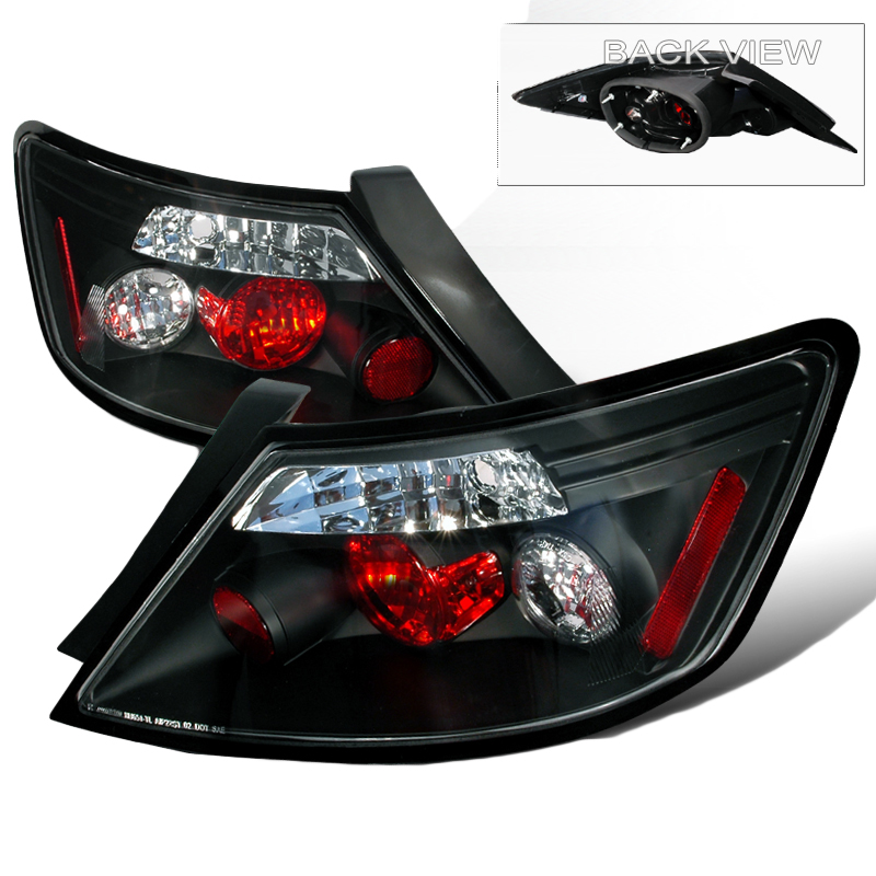 2006 Acura Tl Tail Lights For Sale: 06-11 Honda Civic 2DR Coupe Altezza Tail Lights