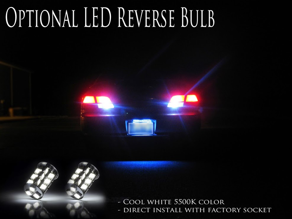 2006 2013 Chevy Impala Led Light Tube Performance Tail