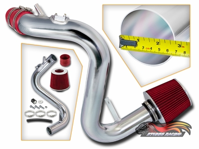 2007-13 Mazdaspeed 3 2.3L Turbo Cold Air Intake - Red