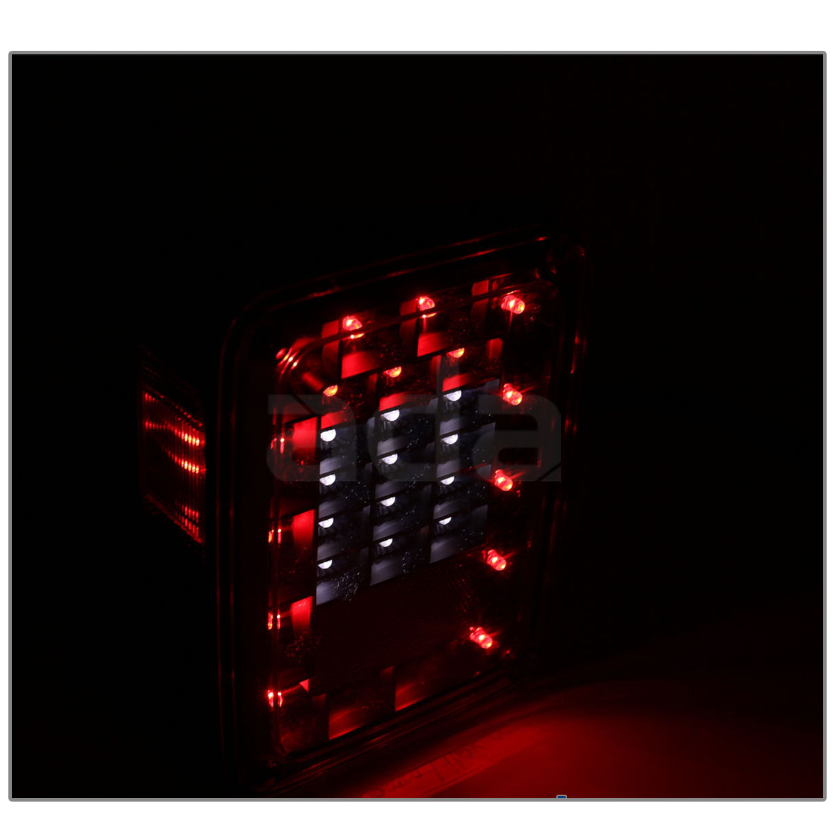 2007 2013 jeep wrangler euro style led tail lights by html autos weblog