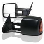 2007-2013 Toyota Tundra Power + Heated LED Towing Side Mirrors