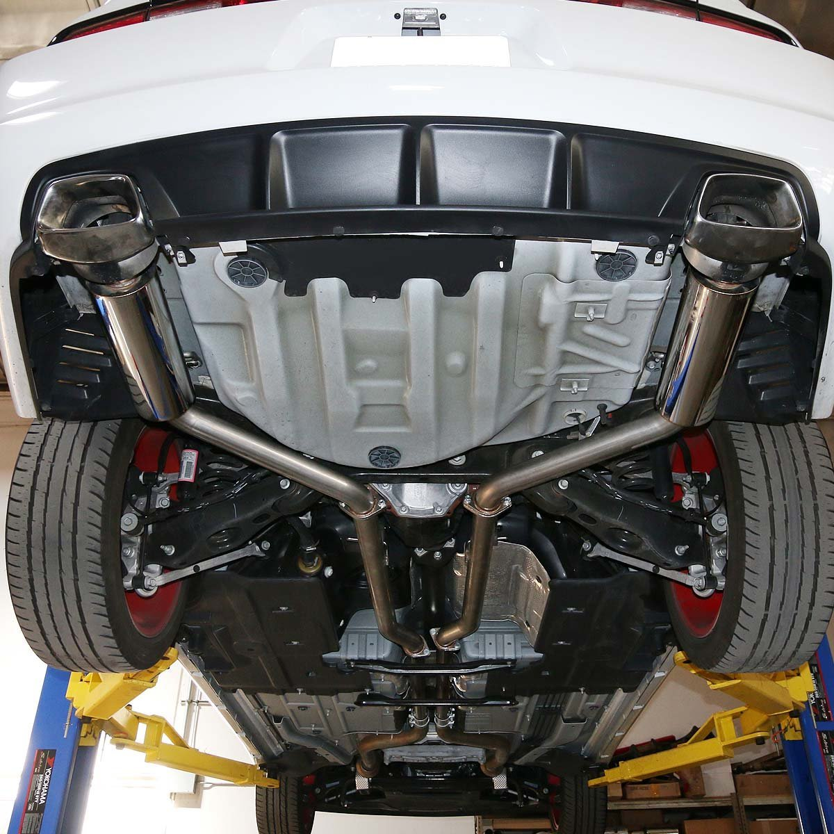 Cat Back Exhaust Systems For Dodge Charger