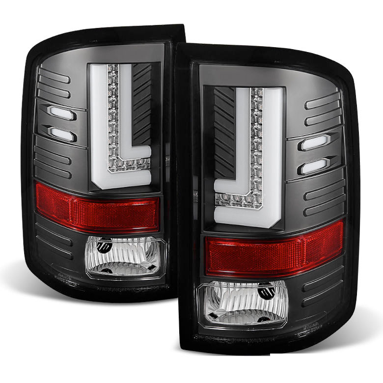 2014 2016 gmc sierra 1500 2500 3500 hd performance led. Black Bedroom Furniture Sets. Home Design Ideas