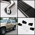 88-98 Chevy / GMC C10 C/K Pickup Silverado Suburban 3-Inch  Side Step Nerf Bar - Polished Chrome