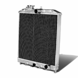 92-00 CIVIC EJ/EK/DEL SOL EG/INTEGRA DB DC 2-ROW FULL ALUMINUM RACING RADIATOR