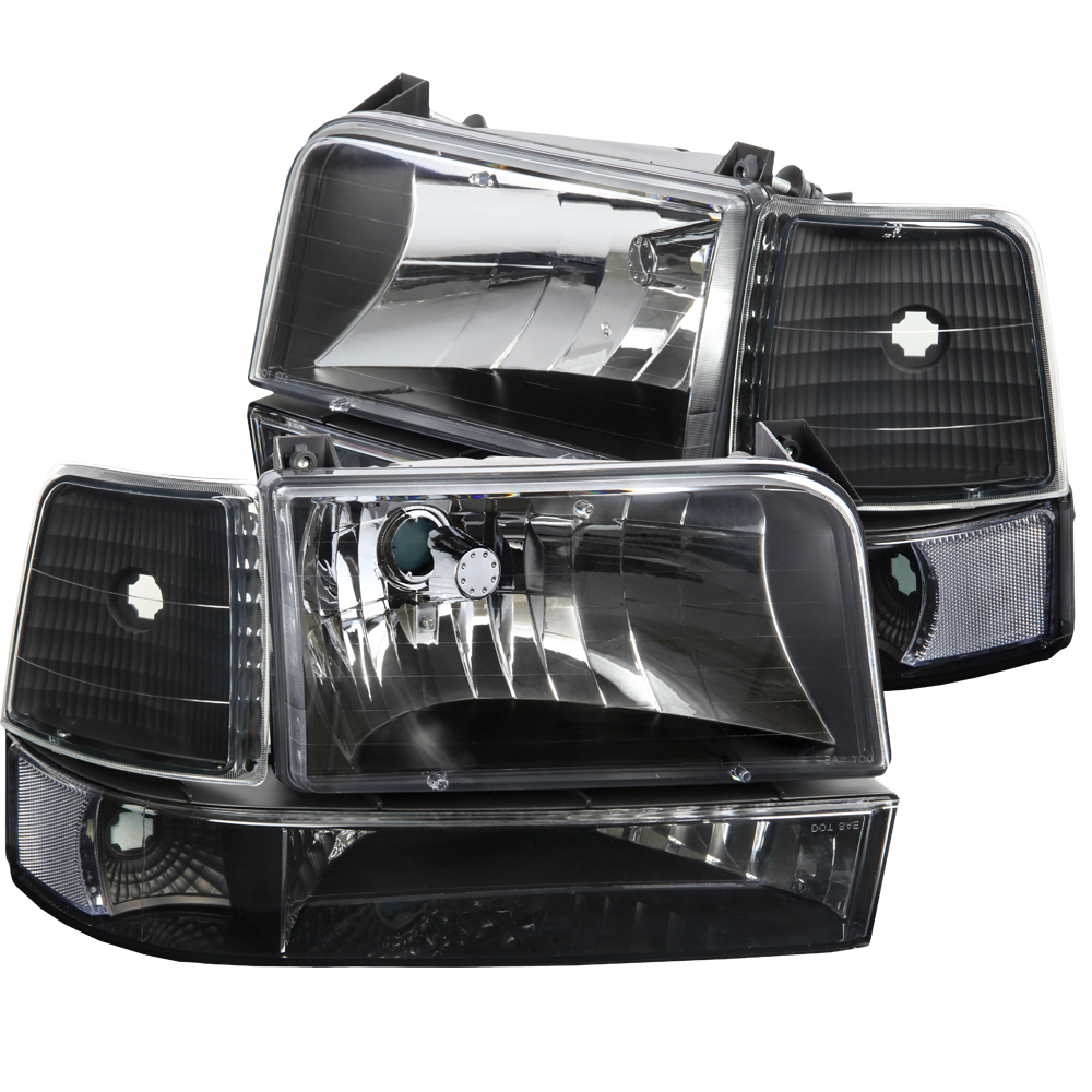 92 96 Ford Bronco Projector Headlights 2017 2018 Best
