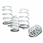 "92-98 BMW E36 3-Series 2"" Drop Racing Suspension Lowering Springs - White"