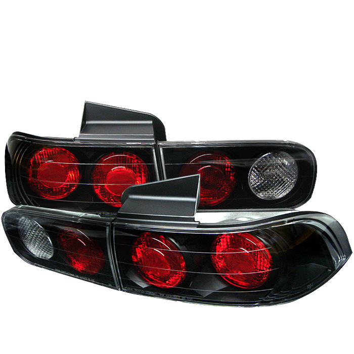 94-01 Acura Integra 4-Door Sedan Altezza Tail Lights