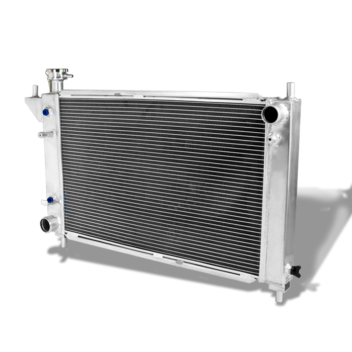 Ford mustang radiator capacity
