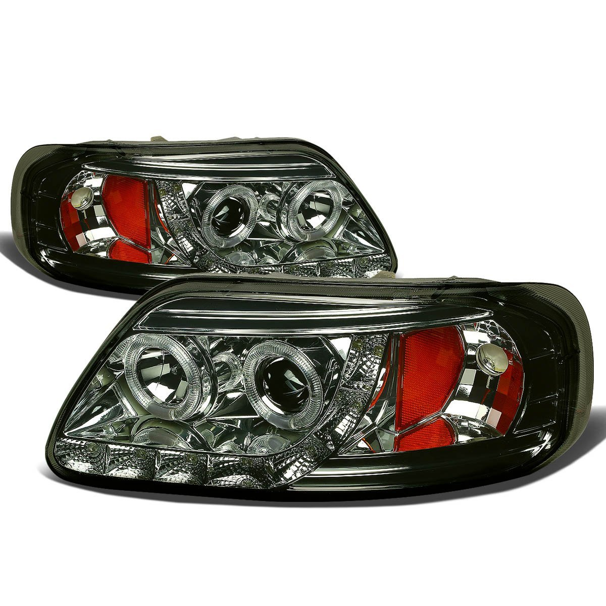 Smoked Led Headlights Pictures To Pin On Pinterest Pinsdaddy
