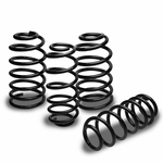 "97-03 Pontiac Grand Prix V6 1.7"" Drop Suspension Lowering Springs - Black"