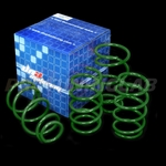 "97-03 Pontiac Grand Prix V6 1.7"" Drop Suspension Lowering Springs - Green"