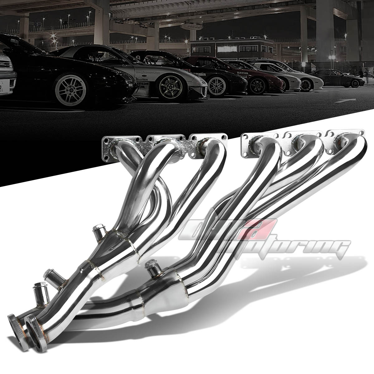 99 00 Bmw E46 3 Series 96 00 E39 5 Series 96 01 Z3 Stainless Steel Performance Header Manifold