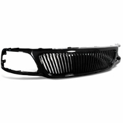 99-03 Ford F150 XL / XLT / Expedition Front Vertical Grill - Black