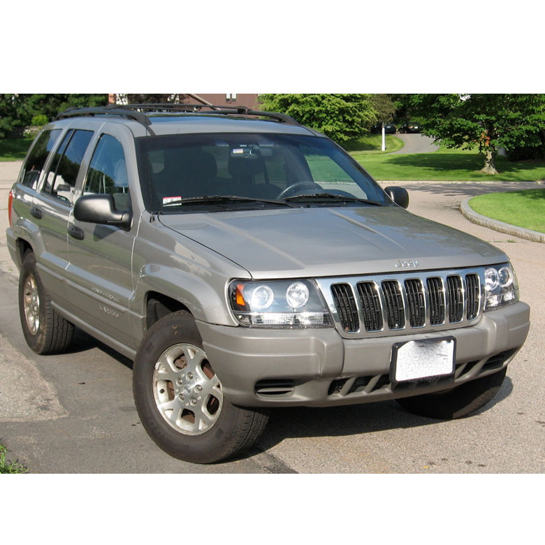 jeep grand cherokee 99 04 ccfl led projector headlights. Cars Review. Best American Auto & Cars Review