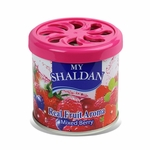 AIR FRESHENER - MY SHALDAN - 80G ROUND CAN - BERRY - V6(ADJUSTABLE)
