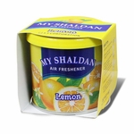 AIR FRESHENER - MY SHALDAN - 80G ROUND CAN - LEMON SCENT