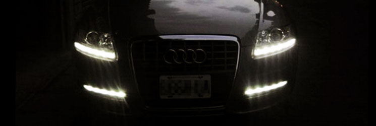 Audi Aftermarket Headlights Projector Headlights Audi