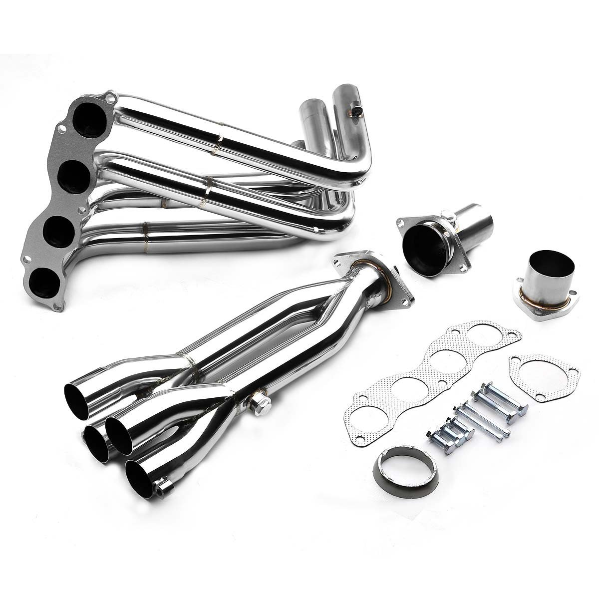 04-08 Acura TSX CL9 Stainless TRI-Y 4-2-1 Racing Exhaust