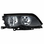 EagleEye 02-05 BMW 320I/323I/325I/328I/330I/330Xi Replacement Headlight - Right Passenger Side