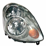 EagleEye 03-04 Infiniti G35 Replacement Headlight - Right Passenger Side